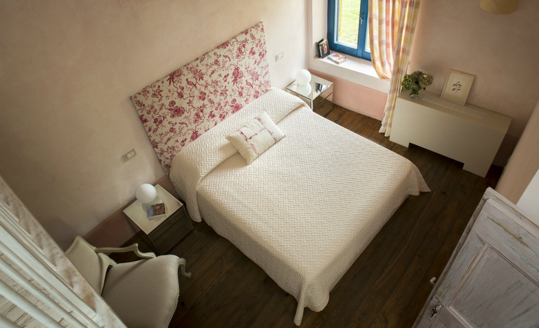 single room Urbino Hotel
