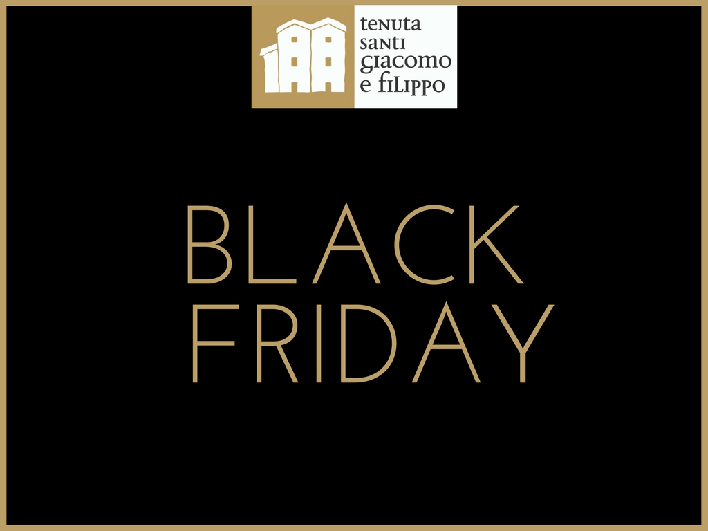 BLACK FRIDAY URBINO
