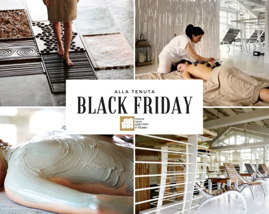 Black Friday tenuta Urbino Spa
